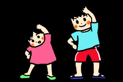 夏休みのラジオ体操PTA事情~昔はみんなでやっていたけど!